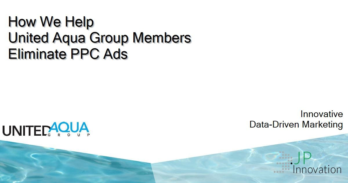 united aqua group eliminate ads