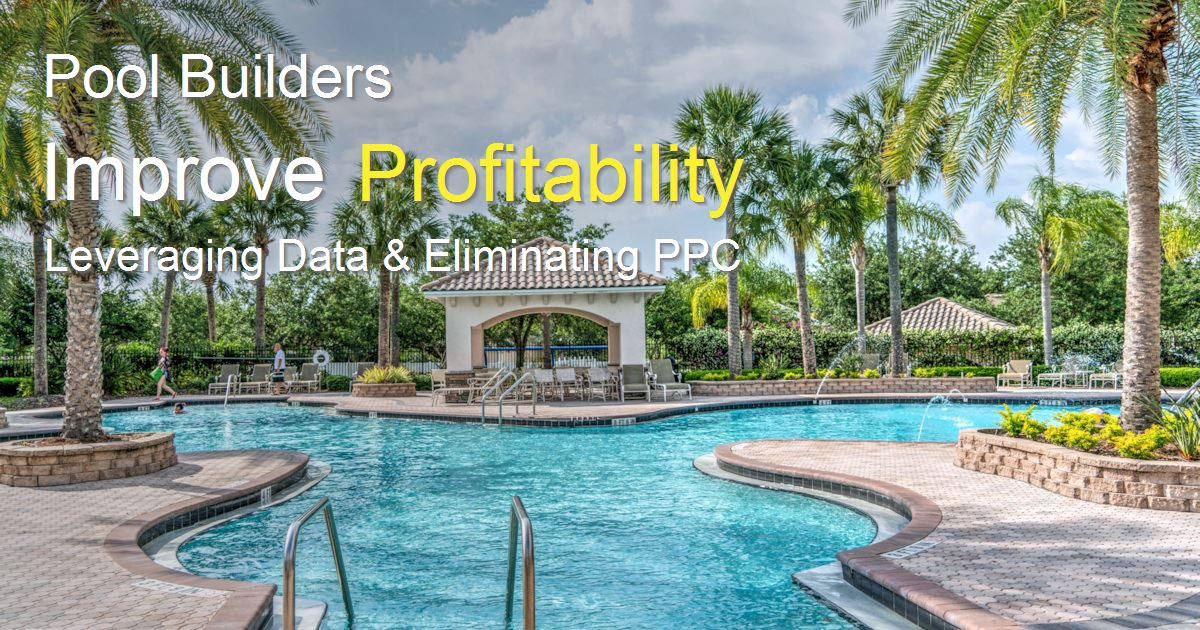 improve profitability pool builders